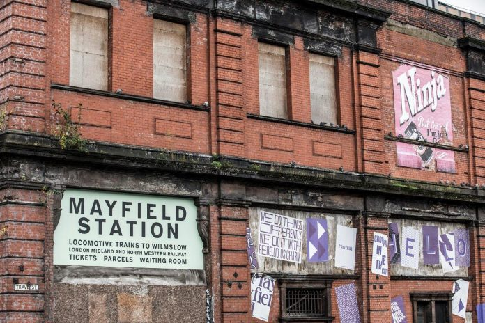Mayfield Station
