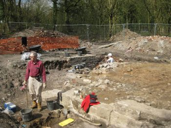 2011 Dig at the Mill Site